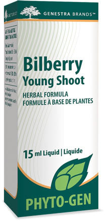 Genestra Bilberry Young Shoot