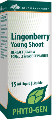 Genestra Lingonberry Young Shoot