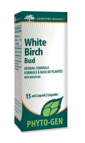 Genestra White Birch Bud