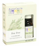 Aura Cacia Boxed Essential Oil - Tea Tree