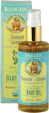 Badger Balm Baby Oil
