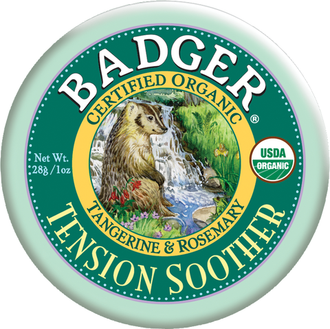 Badger Balm Tension Soother Balm