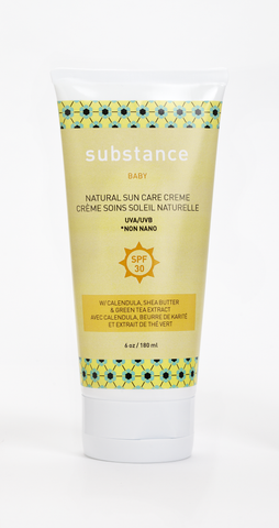 Substance Sun Care Cream for Baby SPF 30