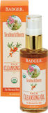 Badger Balm Seabuckthorn Cleansing Oil For Dry Skin