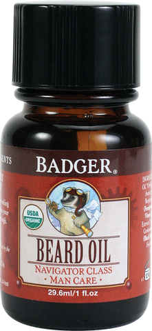 Badger Balm Beard Conditioning Oil