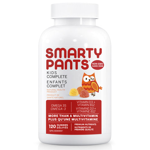SmartyPants Kids Complete 120 ct