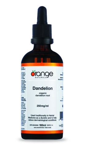 Orange Naturals Dandelion Tincture