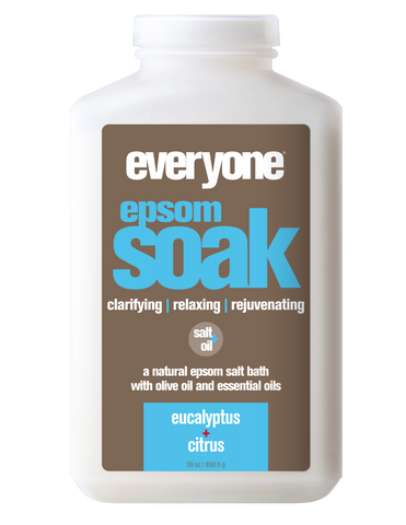 Everyone Bath Soak - Eucalyptus & Citrus