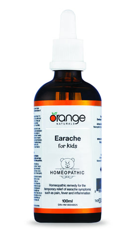 Orange Naturals Kids Earache