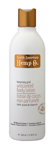 North American Hemp Co. Holy Grail Unscented Body Lotion