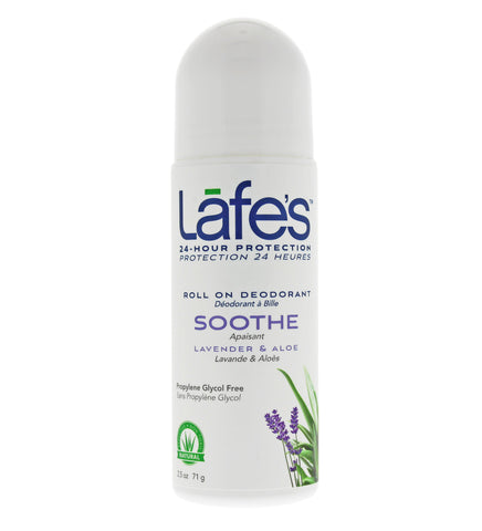 Lafe's Roll-On Deodorant - Soothe