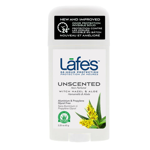 Lafe's Deodorant Twist Stick - Unscented