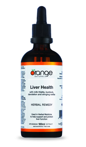 Orange Naturals Liver Health Tincture