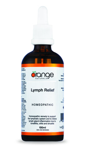Orange Naturals Lymph Relief