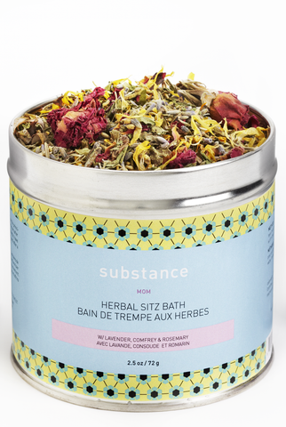 Substance Herbal Sitz Bath