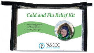 Pascoe Cold and Flu Relief Kit