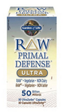 Garden of Life Raw Primal Defense Ultra 30 caps