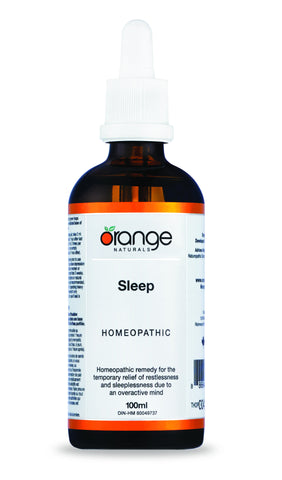Orange Naturals Sleep