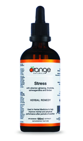 Orange Naturals Stress Tincture