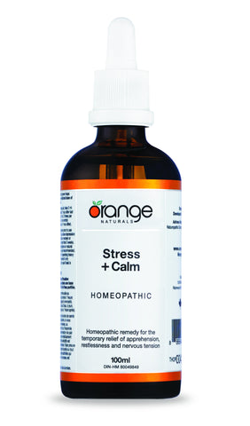 Orange Naturals Stress & Calm