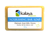 Kalaya Naturals Oatmeal, Goat's Milk & Honey Bar Soap