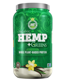 Ergogenics Nutrition Hemp + Greens Vanilla 840g