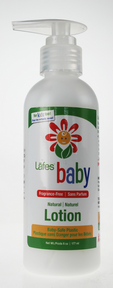 Lafe's Organic Baby Lotion