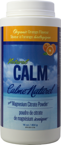 Natural Calm Magnesium Orange 16 oz
