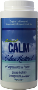Natural Calm Magnesium Plain 16 oz