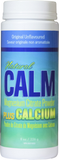 Natural Calm Plus Calcium Plain 8 oz