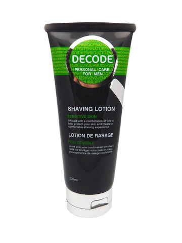 Decode Shaving Lotion