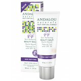 Andalou Naturals Skin Perfecting Beauty Balm Natural Tint with SPF 30