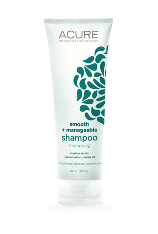 Acura Smooth & Manageable Coconut Shampoo