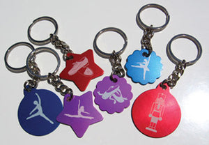 Product Profile: Dance Bag Tags & Key Chains