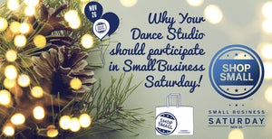 Your Dance Studio Should Participate in Small Business Saturday