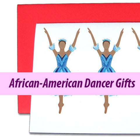 African-American Dancer Gifts