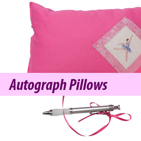 Autograph Pillows