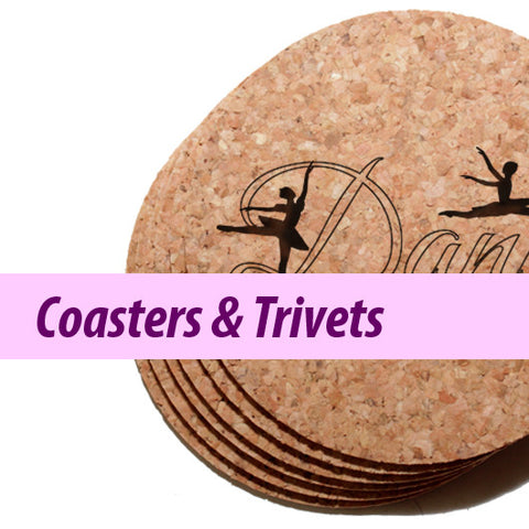 Nutcracker Coasters and Trivets