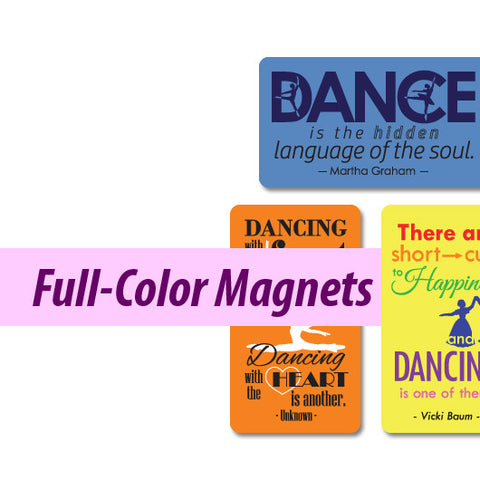 Full-Color Magnets