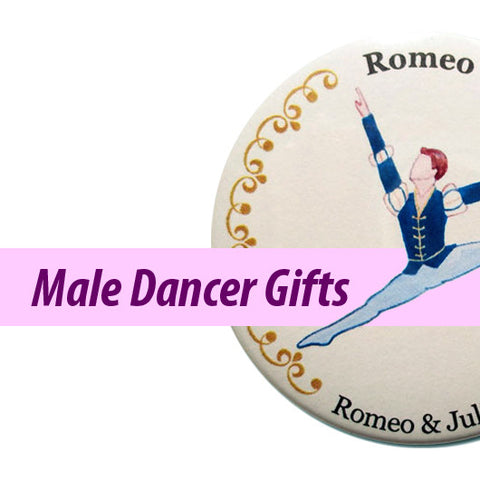 Male Dancer Gifts