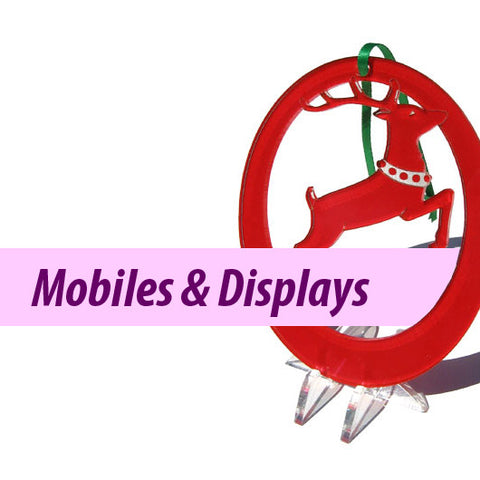 Mobiles and Displays