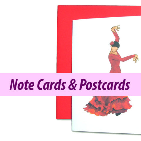 Note Cards & Postcards