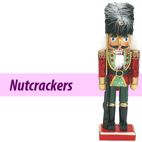 Imported Nutcrackers
