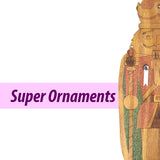 "Super 15"" Ornaments (Made in USA)"