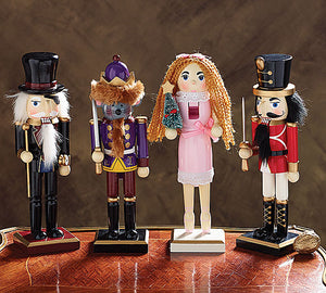"10"" Character Nutcrackers - Ballet Gift Shop"