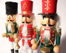 "Load image into Gallery viewer, 14"" Musician Nutcrackers - Ballet Gift Shop"