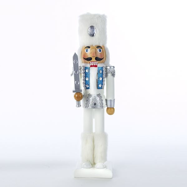 "15"" Russian Winter Nutcracker"