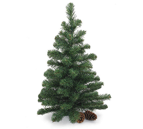 "24"" Mini Spruce Tabletop Christmas Tree - Ballet Gift Shop"