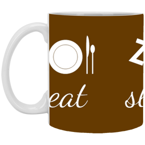 11 oz. Eat, Sleep, Dance! Mug