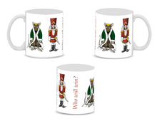 Load image into Gallery viewer, 11 oz. Nutcracker vs. Rat King Mug